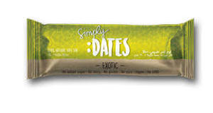 Simply Dates Dates Bar Exotic 30g