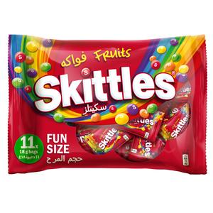 Skittles Fruits 198g