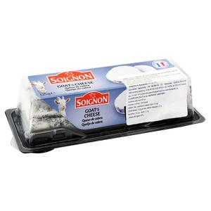 Soignon Goat Cheese Mini Log 6x125g