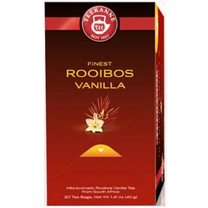 Teekanne Rooibos Vanilla Tea 20x1.75g