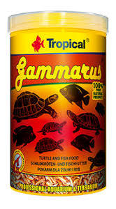 Tropical Gammarus Food For Turtles 250ml