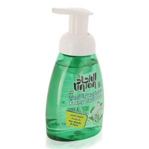 Union Foamy Liquid Soap With Gardenia Perfume 250ml