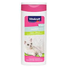 Vitakraft Hair Care Shampoo For Cat 6x250ml