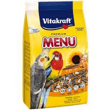 Vitakraft Vita Parakeet Menu 5pc
