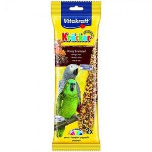 Vitakraft Kracker Honey Anise For Parrots 5pc