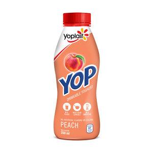 Yoplait Yop Peach Drink 1x250ml