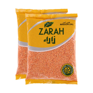 Zarah Masoor Dal 2x1kg