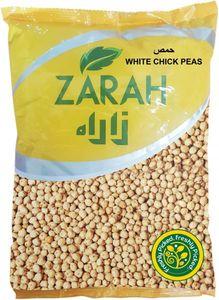 Zarah Organic Chick Peas 1kg