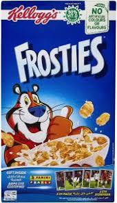 Kellogg's Frosties With Stickers 500g