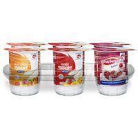 Al Ain Assorted Flavor Yoghurt 6x125g