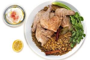 Medit Freekeh With Chicken 385g
