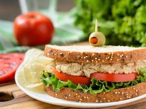 Tuna Salad Sandwich 1 serving