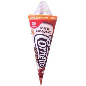 Cornetto Ice Cream In Love Toffee 125ml