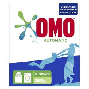 Omo Active Auto Laundry Detergent Powder 260g