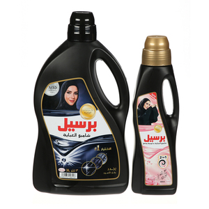 Persil Detergent Liquid Black + Rose 3L+900ml