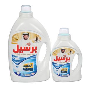 Persil White Oud Liquid Detergent 3L+1L