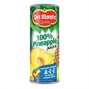 Del Monte Juice Pineapple 240ml