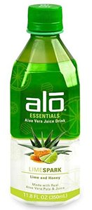 Alo Juice Lime Spark 350ml