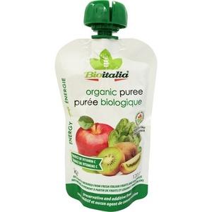 Bioitalia Smoothie Apple And Kiwi 120g