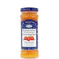 St Dalfour Jam Orange 28g