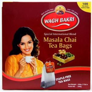 Wagh Bakri Tea Bags Masala 100s
