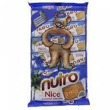 Nutro Biscuit Nice 12x50g