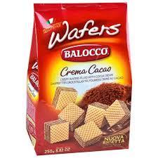 Balocco Wafers Cacao 250g