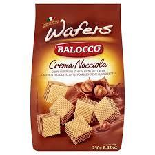 Balocco Wafers Hazelnut 250g