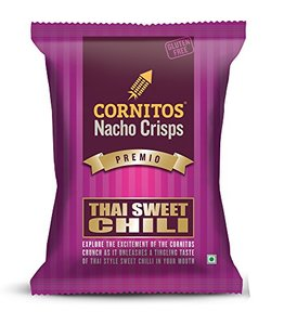 Cornitos Nacho Chips Thai Sweet Chilli 150g