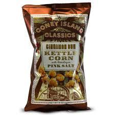 Coney Island Popcorn Cinnamon Bun 226g