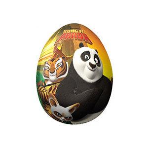 Kung Fu Panda Chocolate Egg Surprise 15g