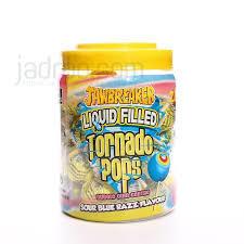 Zed Candy Tornado Pops Cola 33.25g