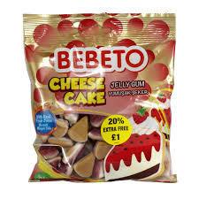 Bebeto Gummies Cheesecake 160g