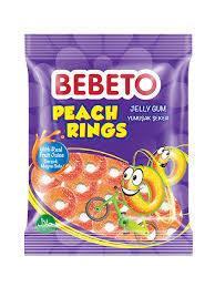 Bebeto Gummies Racering 160g