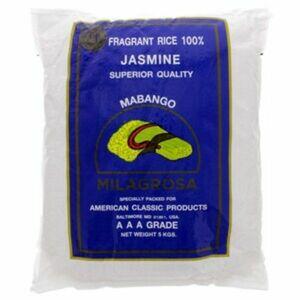 Milagrosa Jasmine Rice 5kg
