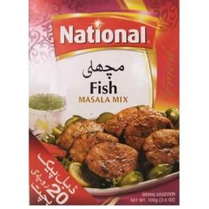 National Masala Fish 100g