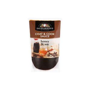 Ip Coat & Cook Honey & Soy 200ml