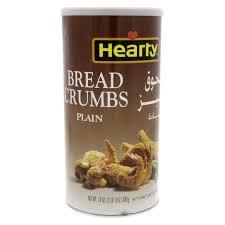 Hearty Breadcrumbs Plain 24oz