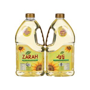 Zarah Sunflower Oil 2x1.8L