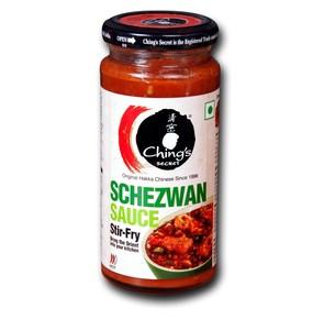 Chings Hot Sauce Schezwan 250g