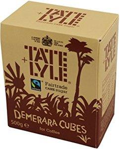Tate & Lyle Demerara Cane Sugar Cube 500g