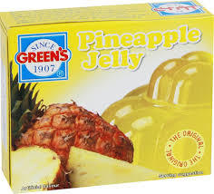Green's Jelly Pineapple 80g
