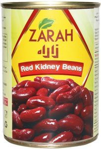 Zarah Canned Beans Red 400g