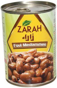 Zarah Canned Beans Foul Medammas 400g