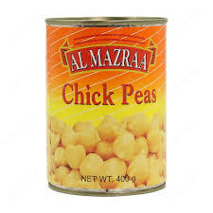 Al Mazraa Chick Peas 400g