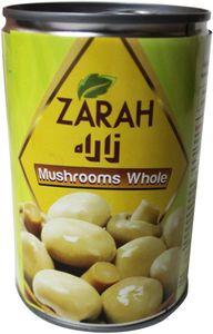 Zarah Canned Mushrooms Whole 400g