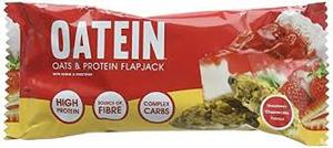 Oatein Protein Flapjack Bar Strawberry Cheesecake 75g