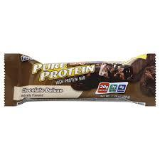 Pure Protein Bar Chocolate Deluxe 50g