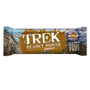 Trek Energy Bar Peanut Gluten & Dairy Free 55g