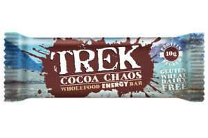 Trek Protein Bar Cocoa Chaos 55g
